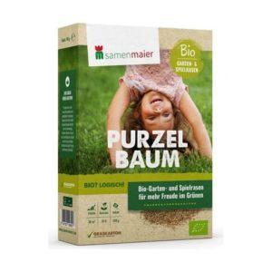 Samen Maier Bio Gartenrasen Purzelbaum